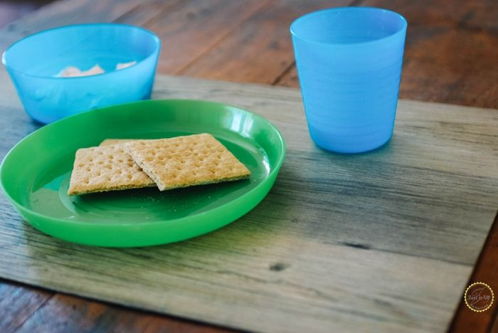 diy kid friendly placemats