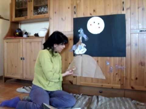 Conte De què fa gust la lluna?? Un altre conte molt maco per explicar als més peques!