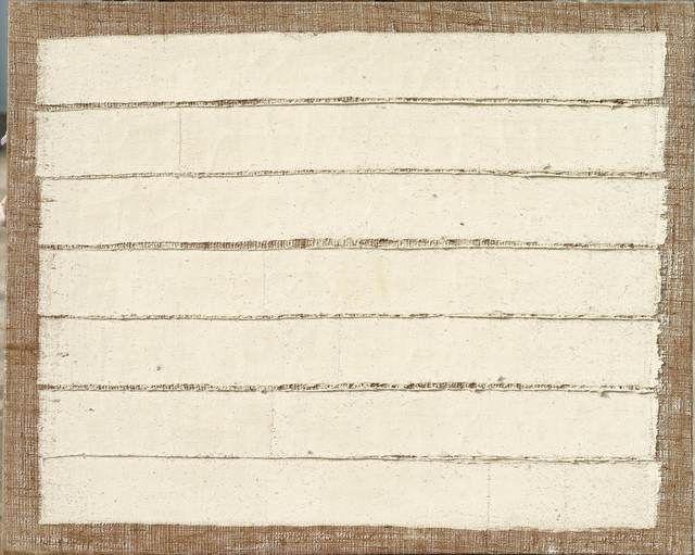 Ha Chong-Hyun, 'Conjunction 74-15,' 1974, Kukje Gallery