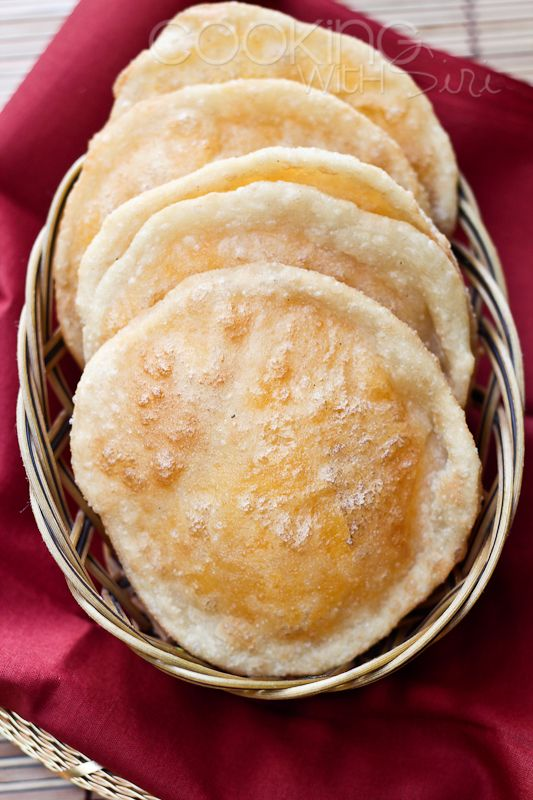 Cooking With Siri: Amma's Recipes: Sojjappalu | Kesari Stuffed Poori | Sojja Poorilu | Step by Step Recipe