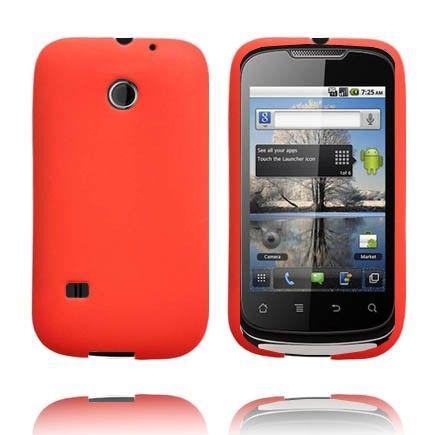 Soft Shell (Punainen) Huawei Sonic Silikonisuojus