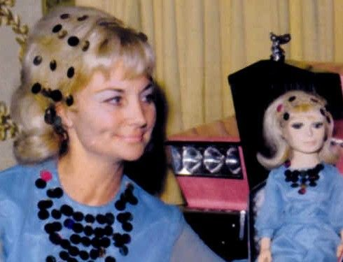 Sylvia's greatest creation - Lady Penelope