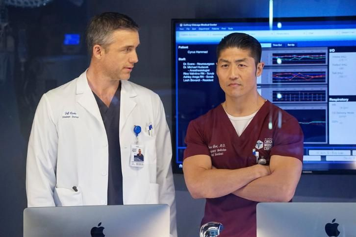 Chicago Med - Episode 2.09 - Uncharted Territory - Promo Promotional Photos Interview & Press Release