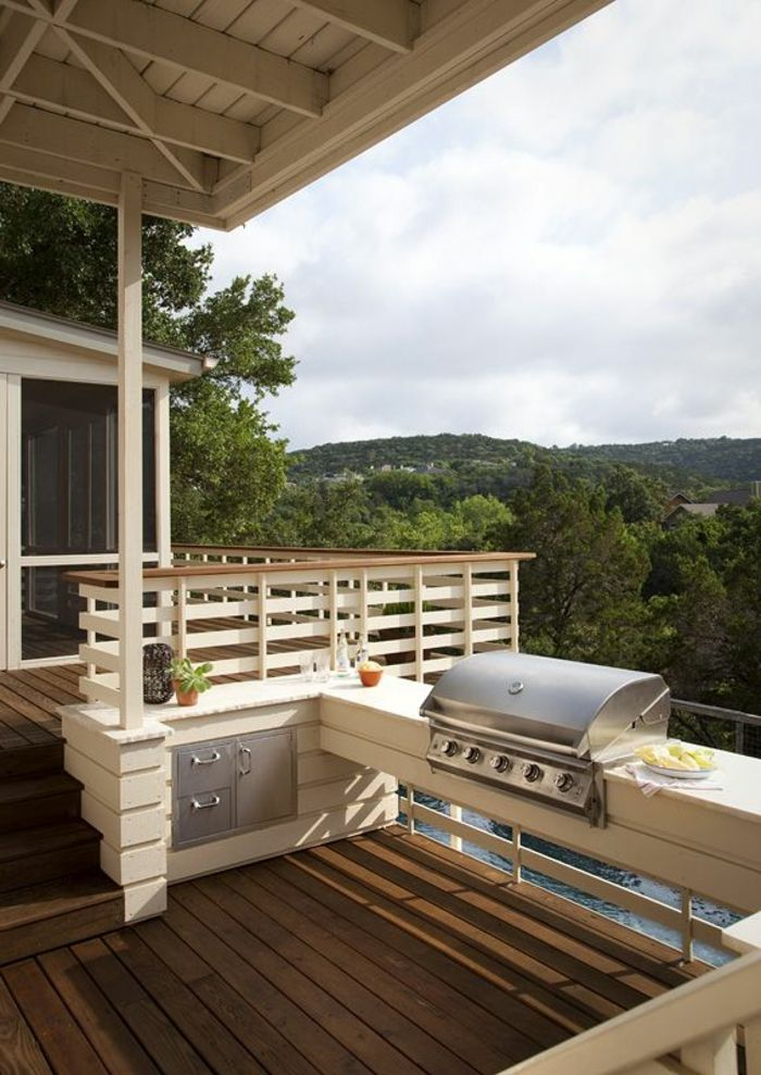 Les 25 meilleures idées concernant balustrade terrasse sur ...