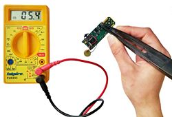 Siborg Begins Offering SMD Multimeter Test Tweezers That Can Be Used with any Multimeter
