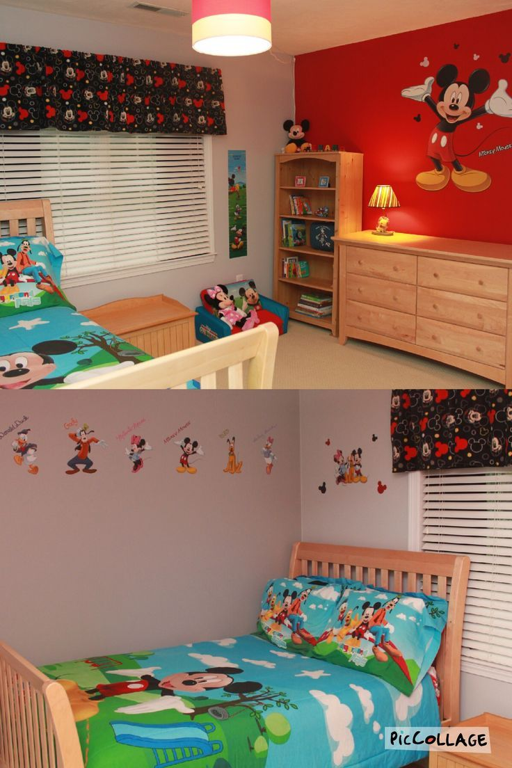 113 best images about disney home decor on pinterest - Mickey mouse clubhouse bedroom decor ...