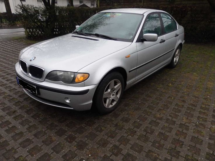 BMW E46 316i mit Tüv 01/2020   Check more at https://0nlineshop.de/bmw-e46-316i-mit-tuev-01-2020/