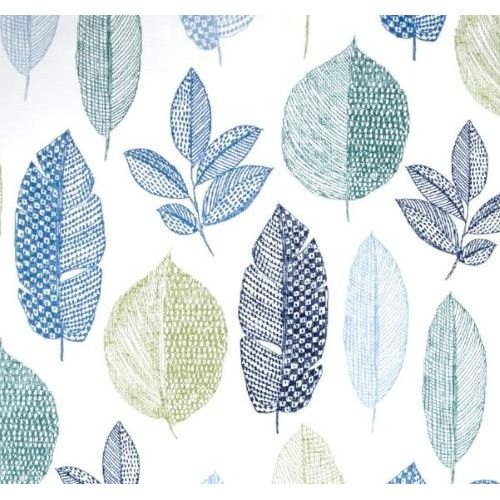 This fabric is a high quality indoor home decor fabric featuring a design of leaves of various types, rendered like a pencil drawing with line and pattern as a feature. A great feature fabric creates a pleasant atmosphere and that is refreshing and impressive.Suitability includes: Soft furnish