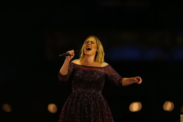 """""""I wanted my final shows to be in London because I don't know if I'll ever tour again and so I want my last time to be at home.""""                  Adele confirmed to fans that she may never tour again as she started her final set of world tour gigs in her hometown,..."""