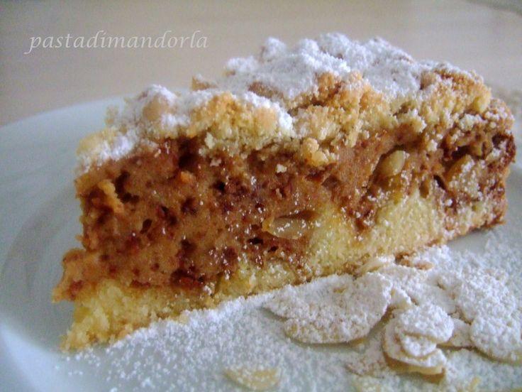 TORTA MANDORLATA #GialloBlogs