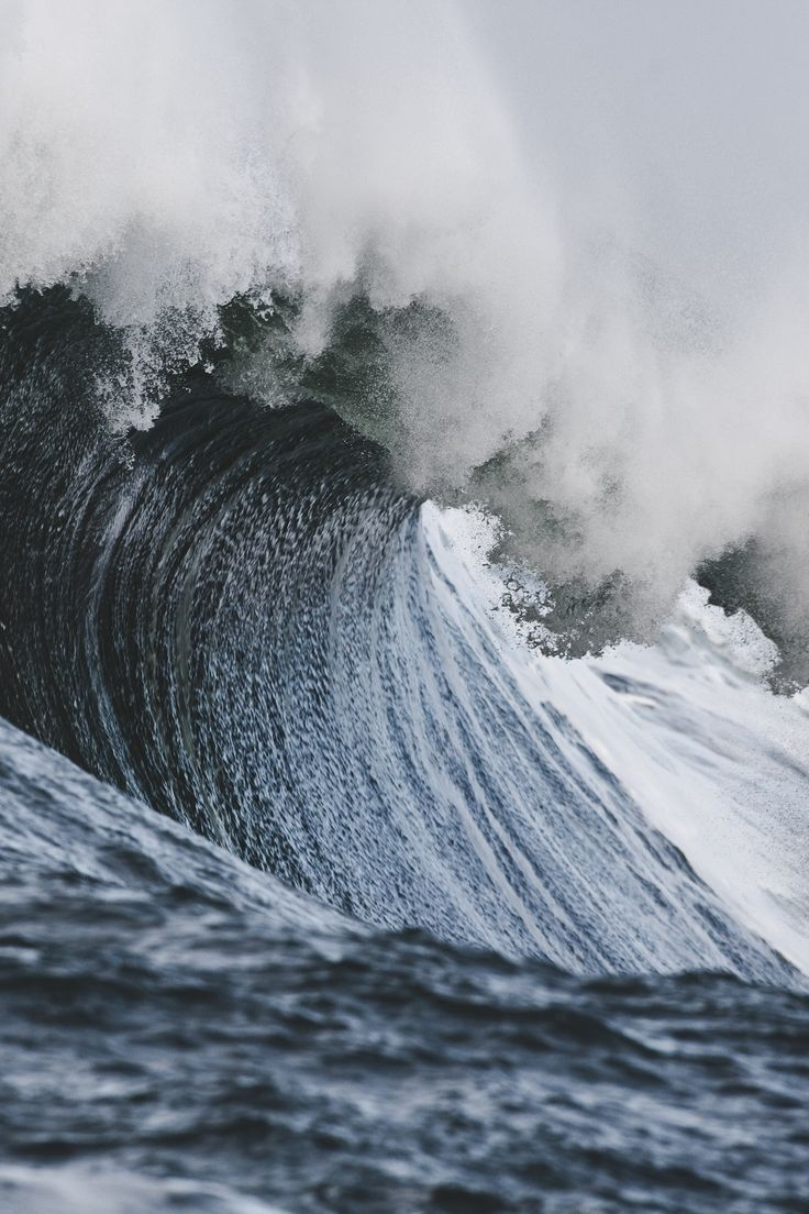 0rient-express: Mavericks Barrel | by coastalcreature.