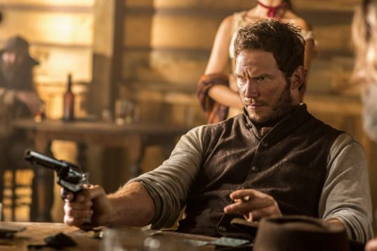 Chris Pratt - The Magnificent Seven