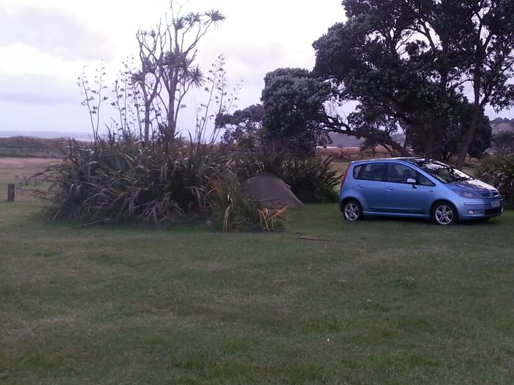 Camping NZ styles.