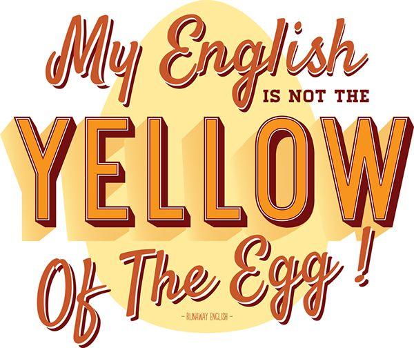 Englisch Ei