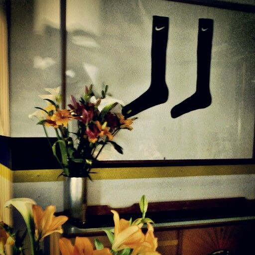 Socks in Officina.. photo by Flò