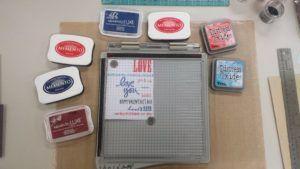 Simple Stamping Valentine's Day Tutorial   Treasured Memories Canada Scrapbooking