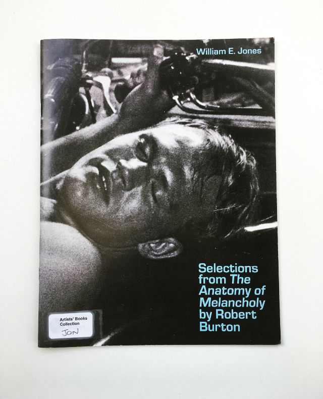 Selections From The Anatomy Of Melancholy By Robert Burton William
