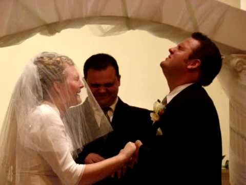 ▶ HOW PENTECOSTALS GET MARRIED! - YouTube There is power in prayer! Love this!! I love how the minister prayed with this couple! And omg she was speaking in tongues!