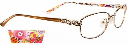Vera Bradley VB-Lorraine Eyeglasses