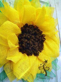 Blog Post written and video:  Alternate Centers for Flower Wreaths http://www.trendytree.com/blog/alternate-centers-for-flower-wreaths/