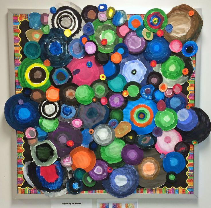 Art. Paper. Scissors. Glue!: Ani Hoover
