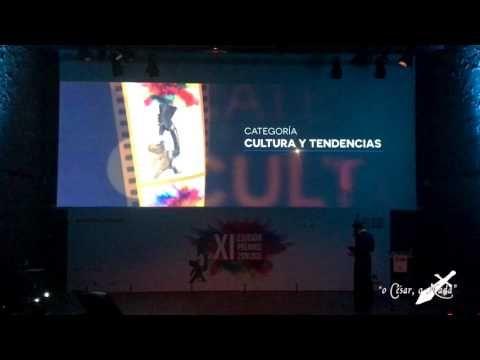 Finalistas en los premios 20Blogs 2016 - ¡o César, o Nada!
