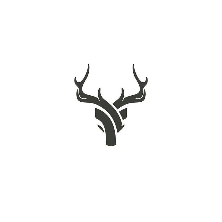i like how it makes branches into a deer head