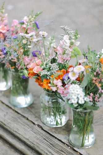 Wild little vases