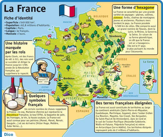 Trendy fiche exposs la france with prix du m2 ile de france for Prix du m2 en france