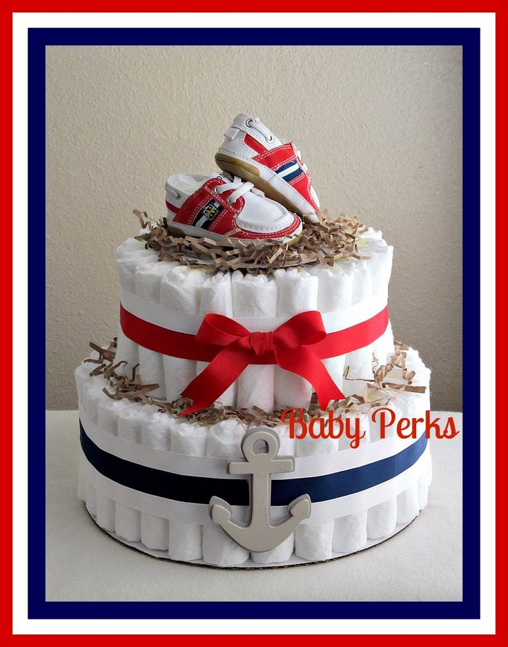 best 25 nautical diaper cakes ideas on pinterest baby. Black Bedroom Furniture Sets. Home Design Ideas