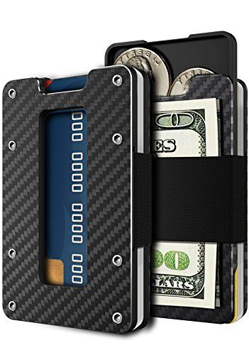 2681a14671b0 Pin by LOOKISS on Mens wallet | Slim wallet, Slim front pocket ...