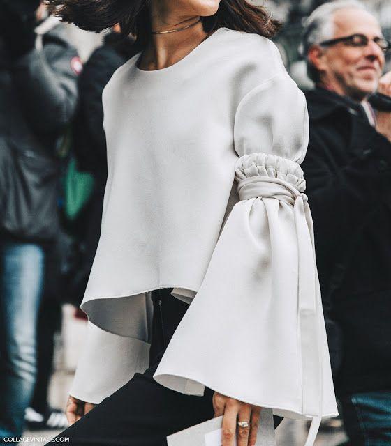 Un trend para esta temporada son las mangas grandes, para estas fiestas de holidays, esta seria una prenda que podrías utilizar para cualquier ocasión Parisienne: EVERYTHING IS GOING TO BE OKAY