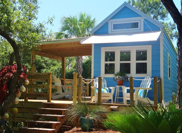 Our Little Secret St George Island Tiny House Facebook