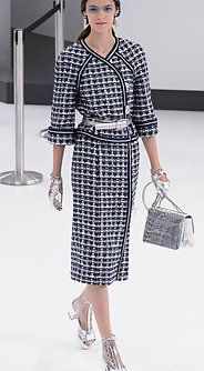 Collection Chanel spring-summer 2016 (95 фото)
