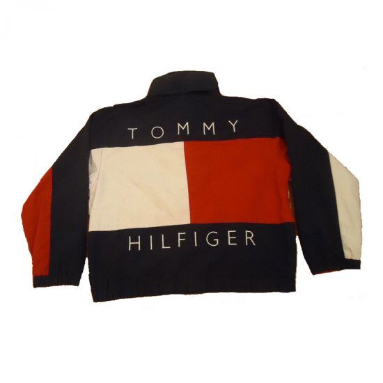 found on ohlike tommy hilfiger vintage jacket cozy. Black Bedroom Furniture Sets. Home Design Ideas