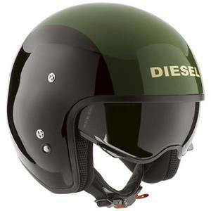 AGV - Diesel Hi-Jack Helmet - Black/Green
