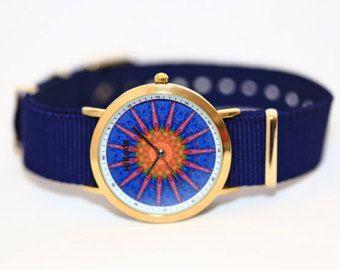 Mermaid watch - bohemian watches