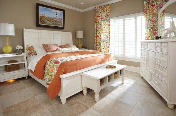 Coastal Bedroom Ideas: Retreat Bed Set By Majestic Imports At Kensington  Furniture. Perfect Bedroom