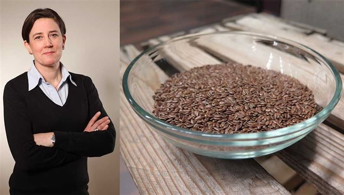Livsmedelsverket: Ät inte krossade linfrön