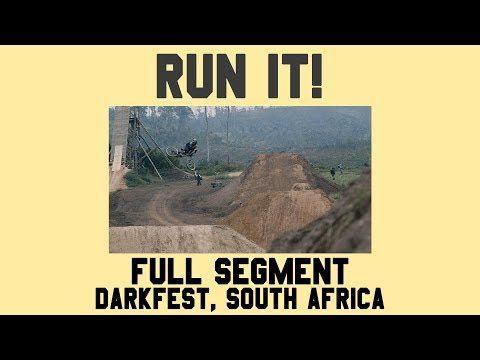 VIDEO:: Run It: Cam Zink y Andreu Lacondeguy en el Darkfest South Africa | RAW