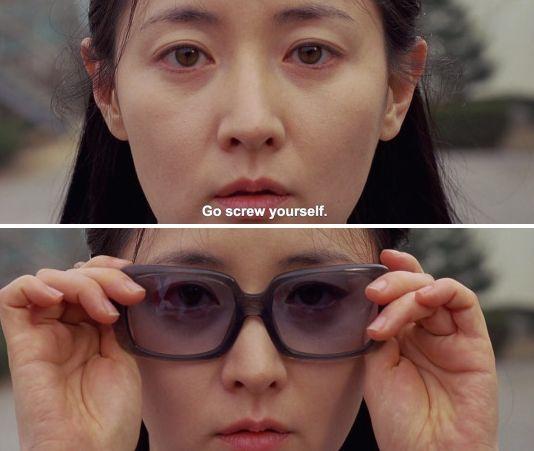 Sympathy for Lady Vengeance (친절한 금자씨) (2005, Park Chan-wook)