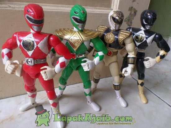 Power Ranger Vintage