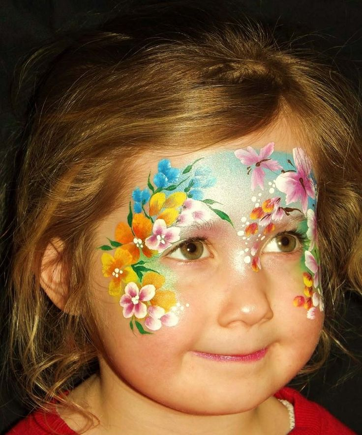 Beautiful face painting ideas for kids