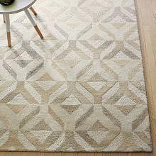 Marquis Wool Rug - Natural