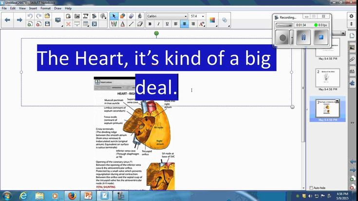 tweeking file that was imported in Notebook     1. How to Open PowerPoint Presentation in SMART Notebook