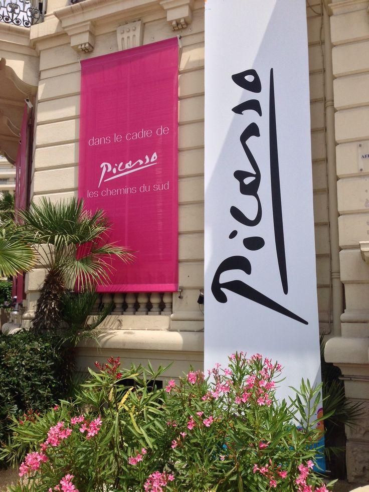 Exposition Picasso à La Malmaison à Cannes - © Ville de Cannes 2013