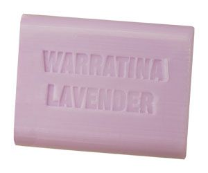 Welcome to Warratina Lavender Farm Australia: Warratina Embossed Lavender Soap
