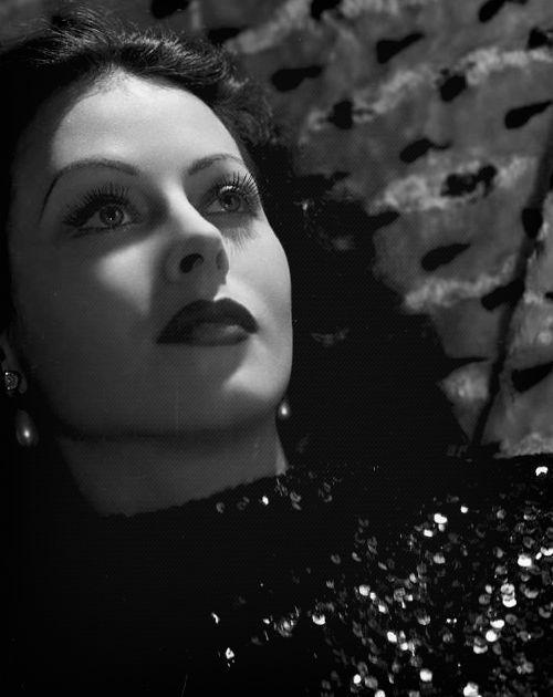 Hedy Lamarr, 1944.