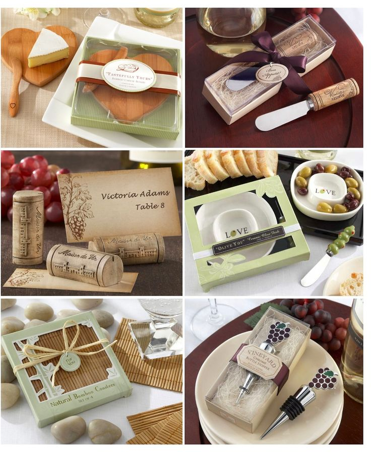 """Vineyard"" #weddingfavors Wine Themed wedding favor ideas"