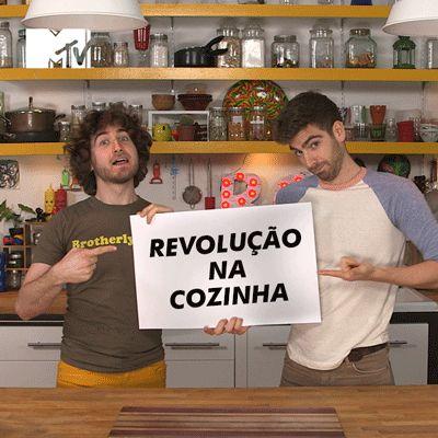 """Revolução culinária e musical chega à MTV Portugal com """"Brothers Green: EATS!"""""""